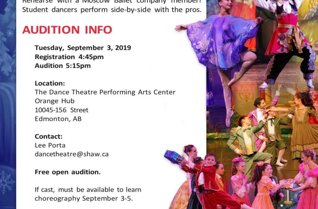 Moscow Ballet – Great Russian Nutcracker